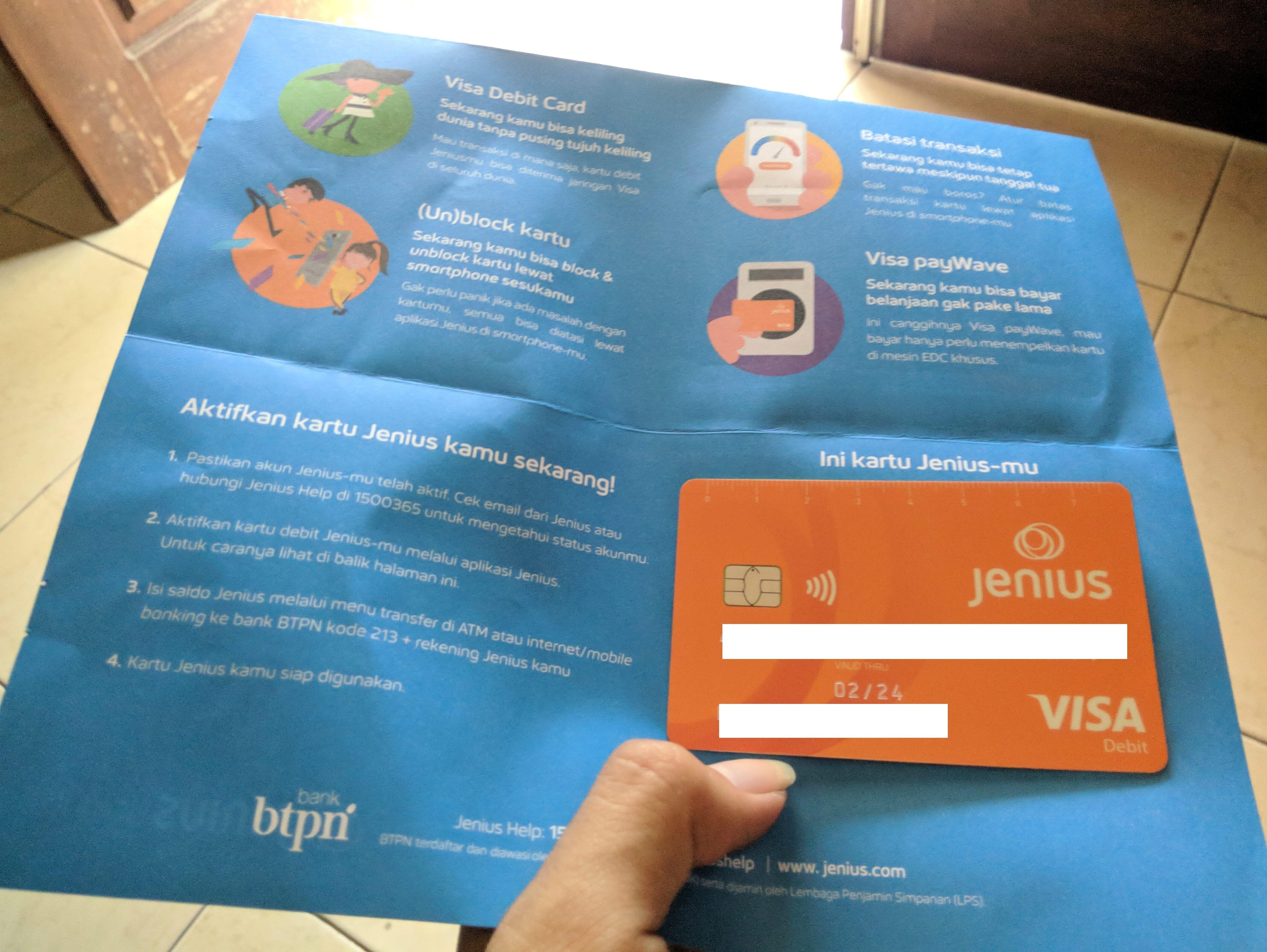 m-Card BTPN