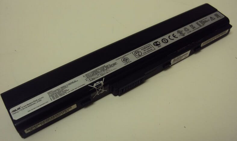 Baterai Laptop Original